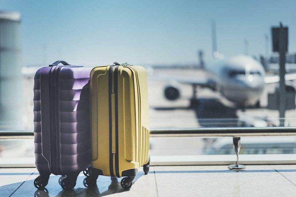 elegir equipaje de avión