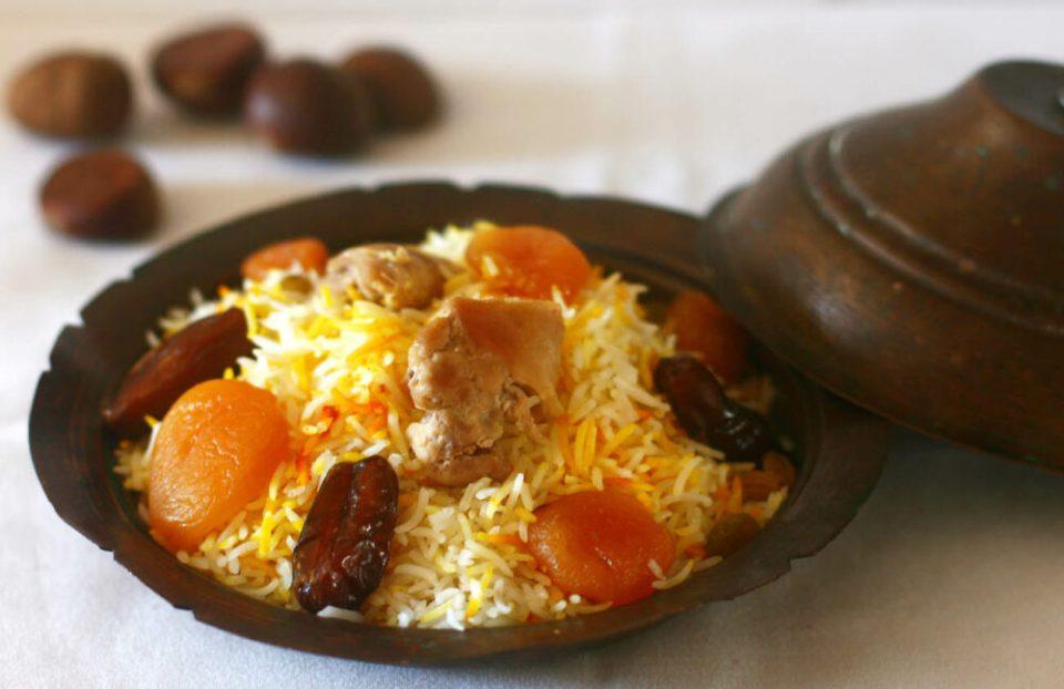 Plov, gastronomía típica de Azerbaiyán - Bakú