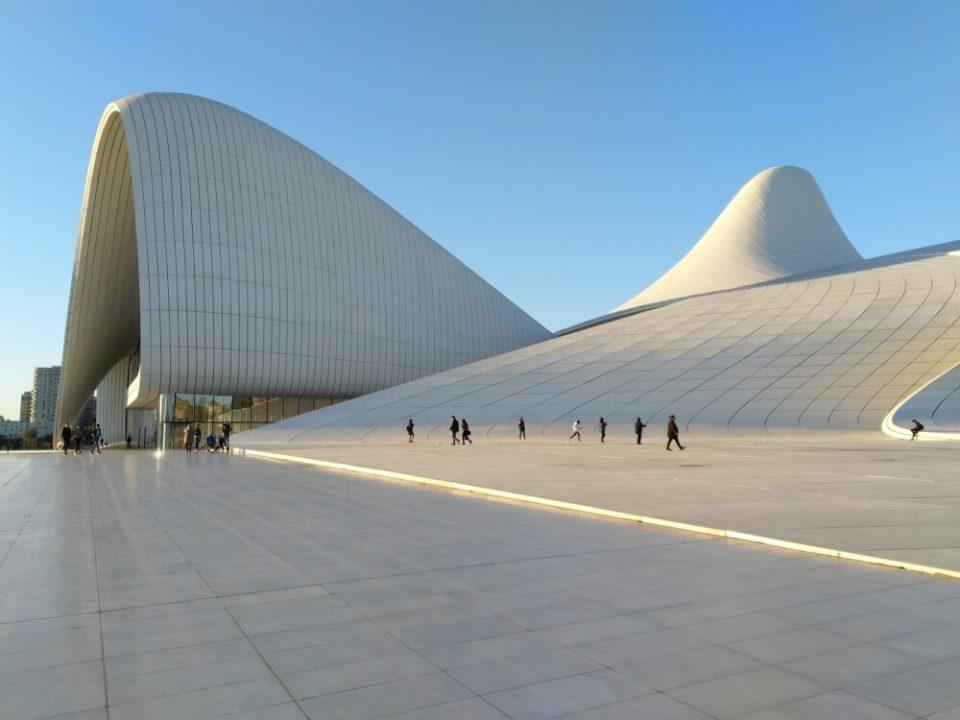 Centro cultural Hedar Aliyev