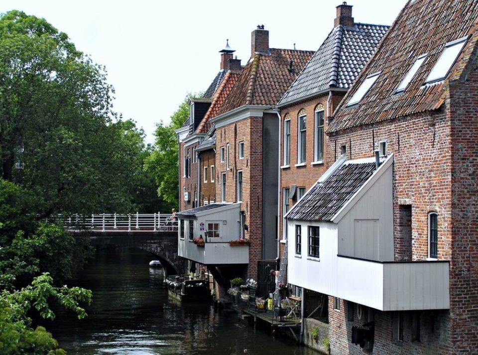 Appingedam, otro de los pueblos costeros más bonitos de los Países Bajos