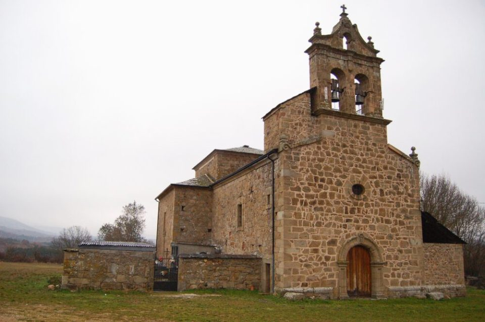 patrimonio cultural camino natural de la ruta de la conquista en el Bierzo