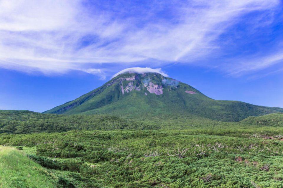 Mount Rausu, las mejores vistas de Hokkaido