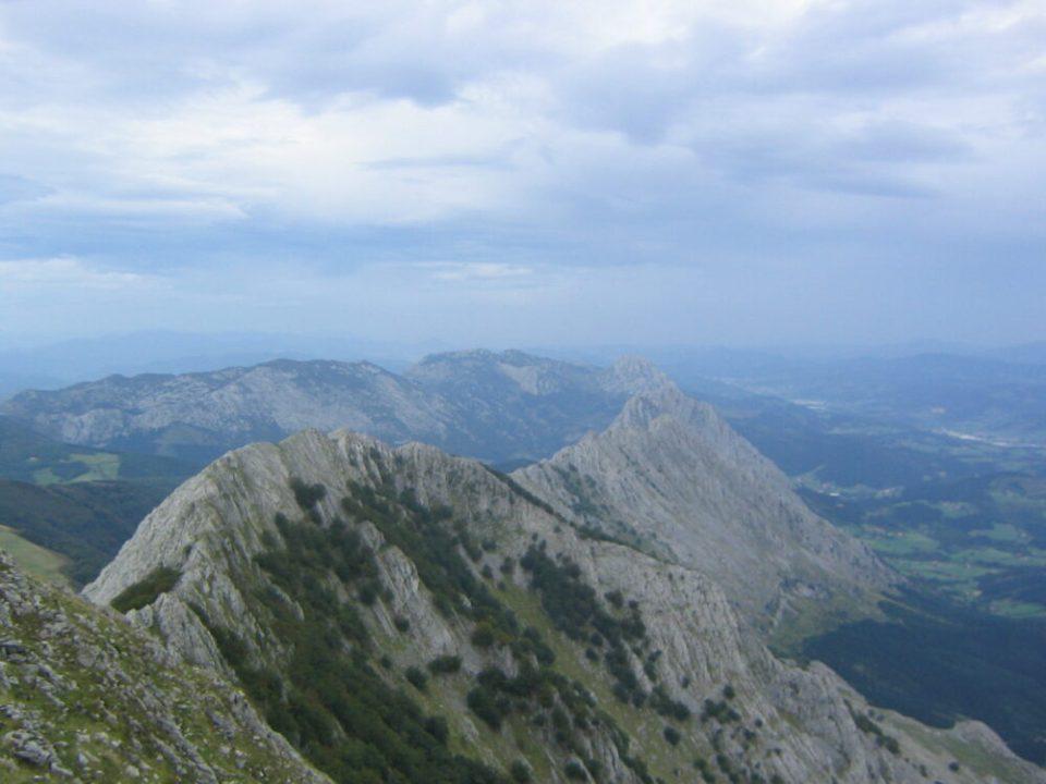 Rutas por los Montes Vascos