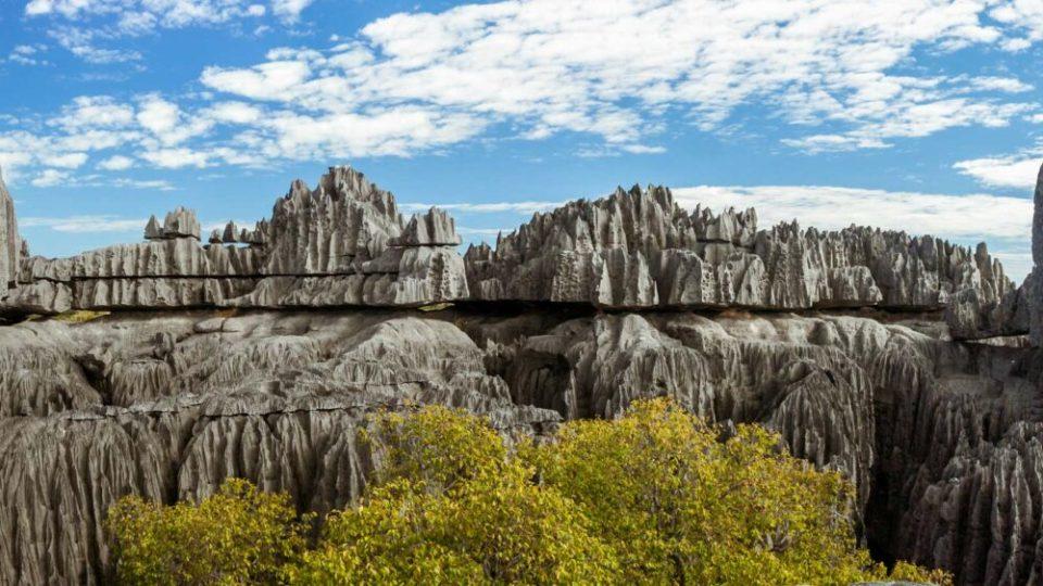 Tsingy de Bemaraha