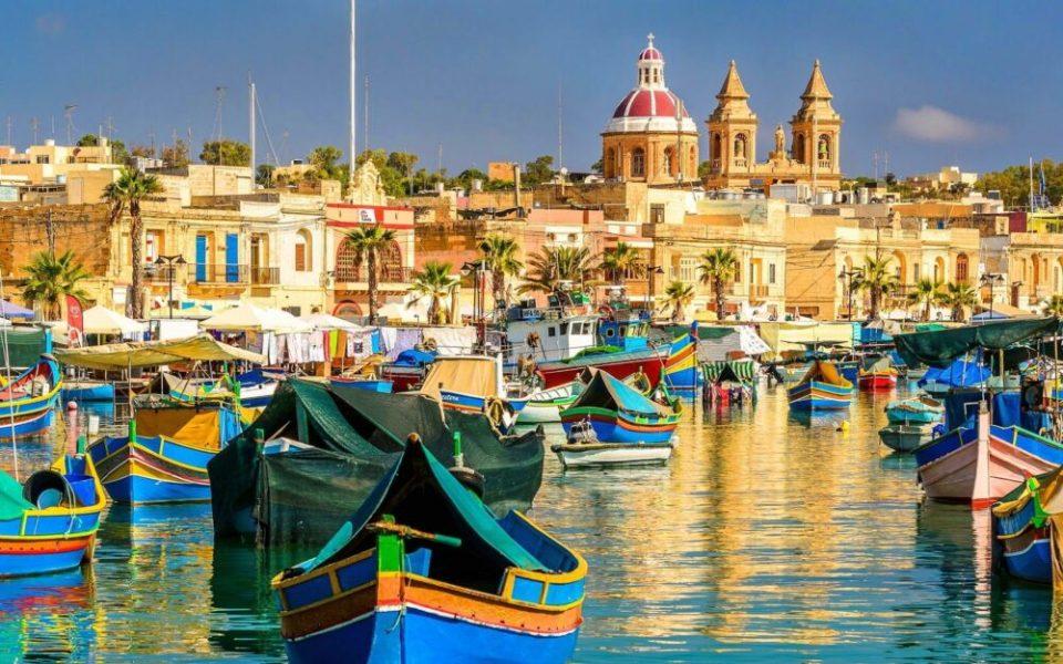 pueblos costeros Malta