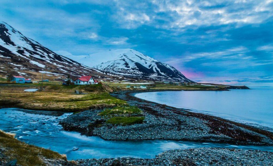 Dalvik, otro de los pueblos costeros más bonitos de Islandia