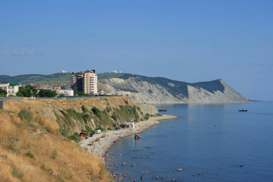 playas de Rusia para disfrutar del calor