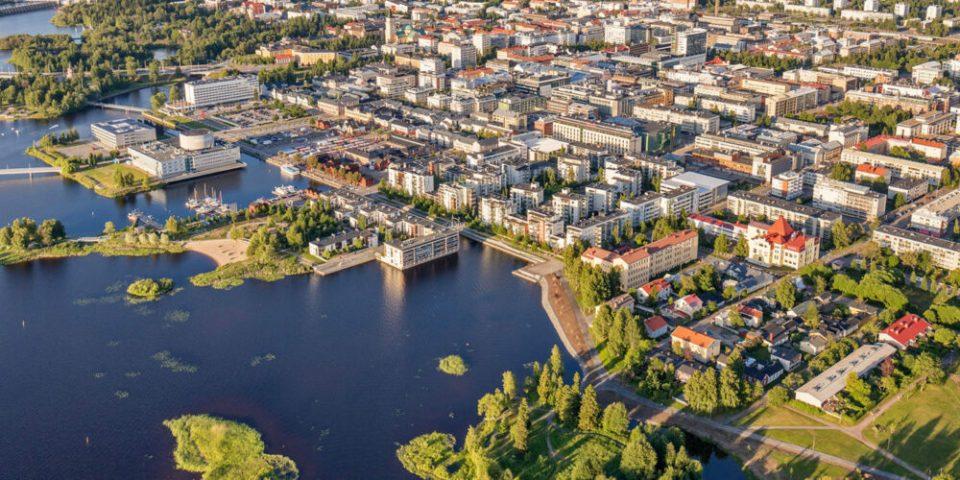 Oulu, una ciudad imprescindible para ver en Finlandia