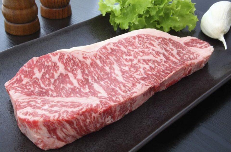 Carne de Wagyu de Kobe