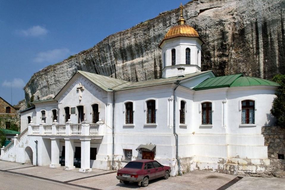 Monasterio Inkerman