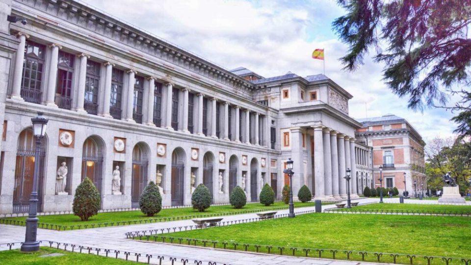 Museo del Prado - Visitas virtuales a los mejores museos del mundo