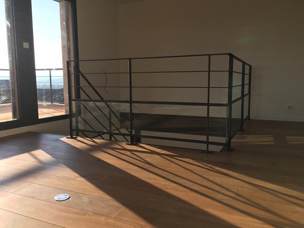Vitr lugaz metallerie for Garde meuble haute savoie