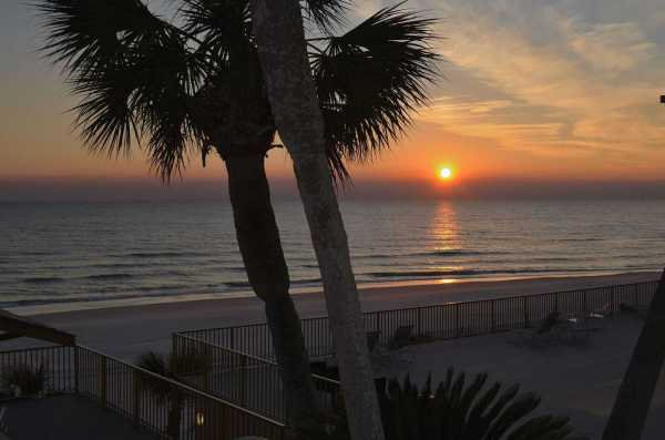 Panama City Beach sunset