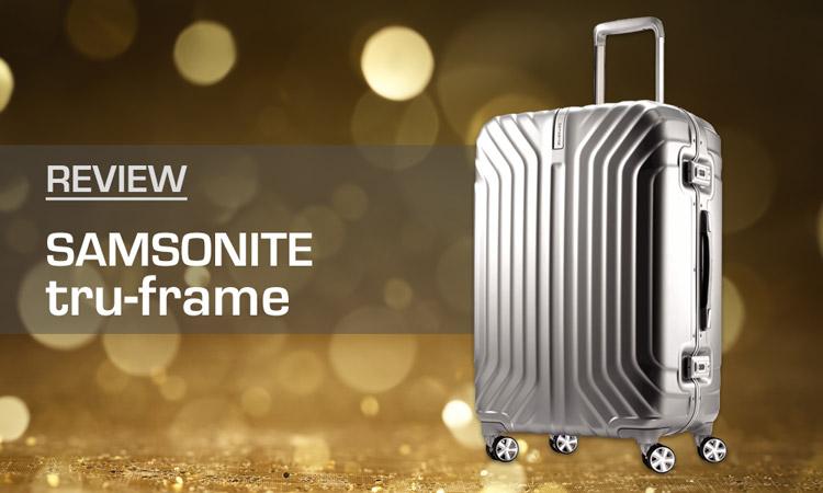 Samsonite Tru Frame Luge Review