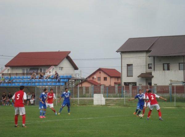 Lugoj Expres Fotbaliștii de la CSM Lugoj, victorie în deplasare, la Giarmata fotbal C4 CSM Lugoj CS Millenium Giarmata