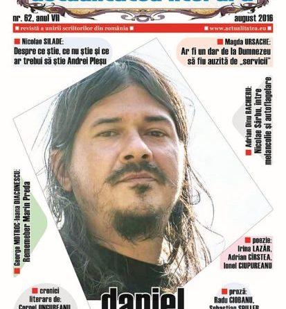 Lugoj Expres Actualitatea literară - la numărul 62 actualitatea literară