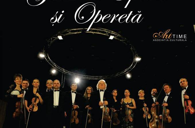 Lugoj Expres Regal de operă și operetă, la Lugoj operă și operetă la Lugoj Art Kammerorchester