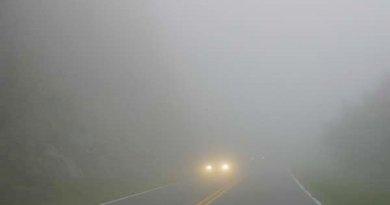 Lugoj Expres Avertizare de ceață densă pe DN 68A și DN 7 Făget—Arad DN7 DN68A Deva — Lugoj ceață atenție șoferi
