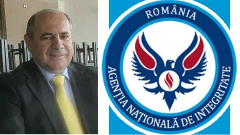 Lugoj Expres Primarul din Mănăștiur, găsit în conflict de interese administrativ de ANI primarul comunei Mănăștiur Ionel Curuți incompatibilitate conflict de interese ANI