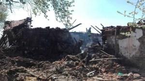 Lugoj Expres incendiu Ghizela 2a