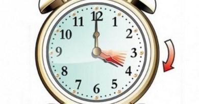 Lugoj Expres Atenție! În această noapte, se schimbă ora! se schimbă ora ora oficială ora de vară