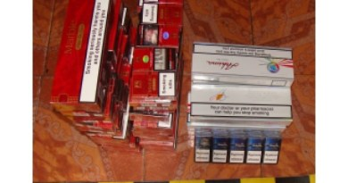 Lugoj Expres Contrabandist de țigări, depistat pe o stradă din Lugoj țigări netimbrate țigări Polițiști contrabandist contrabandă Lugoj contrabandă