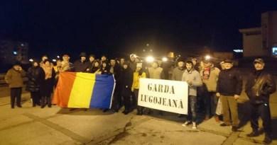 """Lugoj Expres Garda Lugojeană cheamă oamenii în stradă: """"Lugojul nu acceptă grațierea corupților!"""" protest Lugojul nu acceptă grațierea corupților Garda Lugojeană Casa de Cultură"""