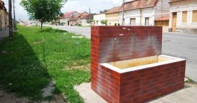 Lugoj Expres Fântâni cu apă nepotabilă, închise temporar fântâni publice fântâni închise apă nepotabilă apă infestată