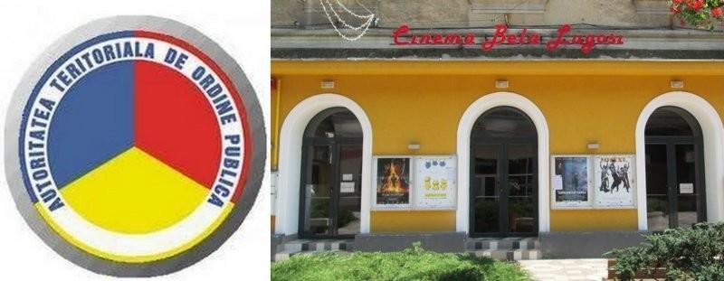 Lugoj Expres Ședință ordinară: ATOP Timiș, la cinematograful Bela Lugosi ședință ordine publică criminalitate Autoritatea Teritorială de Ordine Publică ATOP Timiș