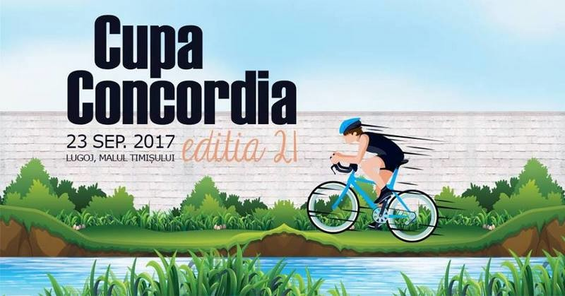 Lugoj Expres Cupa Concordia la mountain bike, la cea de-a XXI ediție mountain bike Cupa Concordia concurs Clubul de Turism Concordia