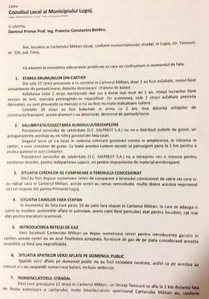 Lugoj Expres Ședință de consiliu cu strigături, acuze, cereri de demisie și... voturi împotrivă teren ședință PNL PMP militari MApN hotărâre drum de acces Consiliul Local Lugoj consilieri apostrofați cartier apartamente acuze
