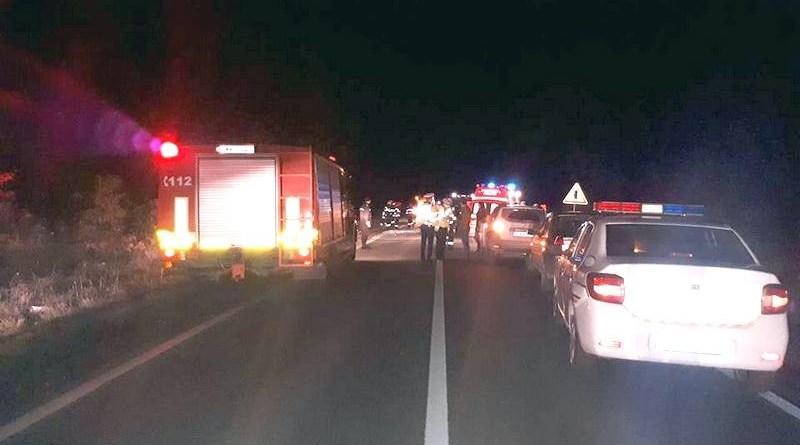 Lugoj Expres Accident cumplit, pe DN 6! Un autoturism a fost transformat într-un morman de fiare. Șoferul a murit șofer decedat Lugoj Impact violent DN 6 cadru militar autoturism autotren accident