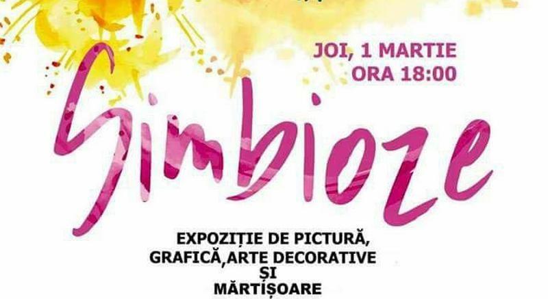 Lugoj Expres Simbioze, la Galeria Armi vernisaj pictura mărțișoare grafică Galeria Armi Fusion of Arts FOA expoziție arte decorative