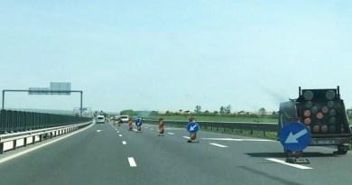 Lugoj Expres Atenție, șoferi! Se lucrează pe autostrada A1 șoferi restricții reparații carosabil circulație autostrada A1 atenție