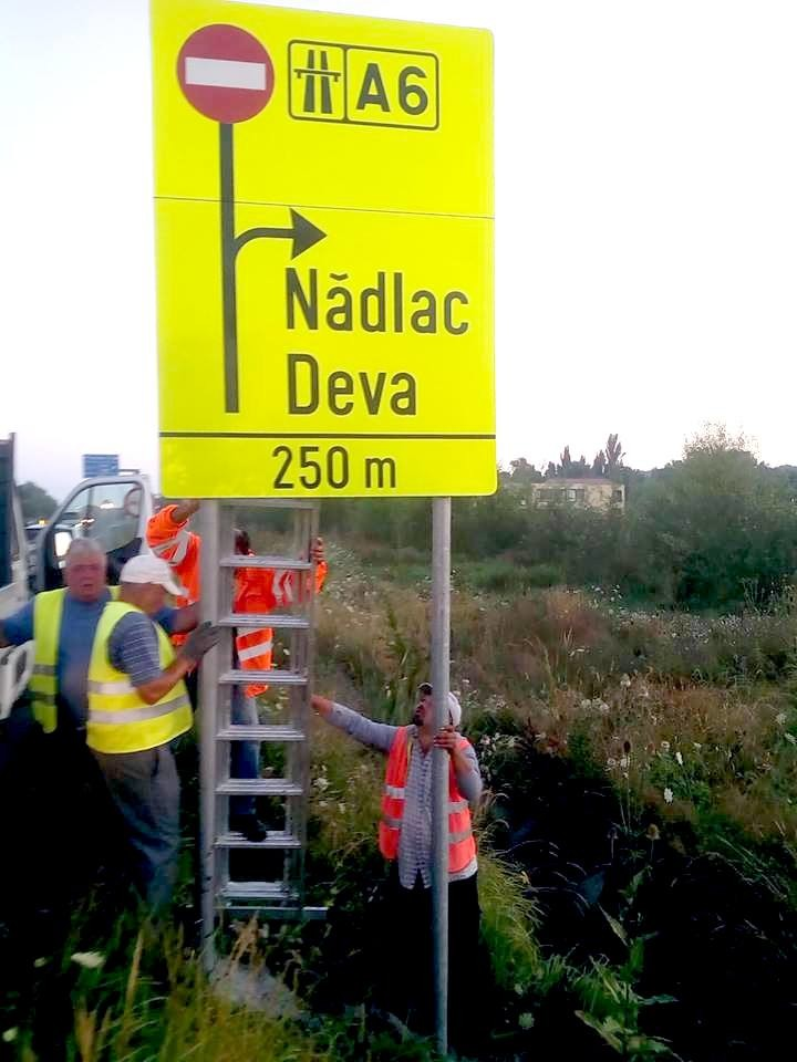Lugoj Expres Atenție șoferi! Circulația e închisă pe autostrada A6 șoferi rute alternative lucrări circulația închisă atenție 200 km/h pe autostrada A1