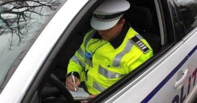 Lugoj Expres Polițiștii au depistat în trafic un șofer beat și fără permis șofer beat Polițiști permis de conducere Fârdea etilotest dosar penal cercetat beat la volan alcoolemie