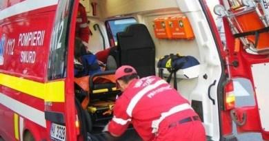 Lugoj Expres Trei persoane rănite, într-un accident pe drumul Tapia - Lugoj vătămare coprorală Tapia persoane rănite mașină răsturnată Lugoj dosar penal accident