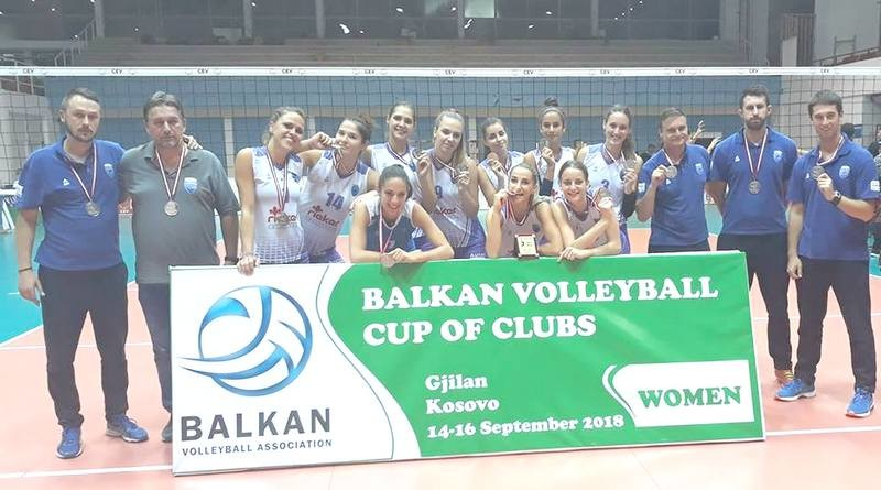 Lugoj Expres CSM Lugoj a câștigat cea de-a treia medalie de argint la Cupa Balcanică volei feminin volei sportul lugojean performanță medalie de argint Lugoj Cupa Balcanică CSM Lugoj BVA Cup