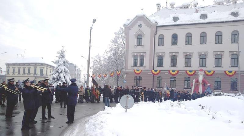 Lugoj Expres Lugojenii și-au comemorat eroii Revoluției ziua municipiului revoluție oraș liber Lugoj evenimente eroii revoluției eroi comunism și revoluție comemorare al doilea oraș liber de comunism