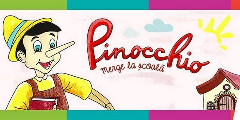 Lugoj Expres Pinocchio merge la școală! Combaterea abandonului școlar... prin teatru Victor Vlad Delamarina teatru Sudriaș școală proiect Pinocchio merge la școală Pinocchio Nădrag Lugoj Fârdea educație Dumbrava asociația CREAS abandon școlar