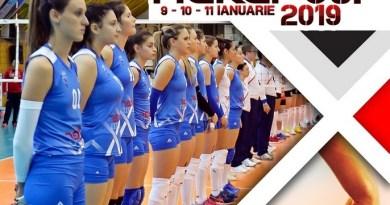 Lugoj Expres Turneu de volei, la Lugoj: Rieker Volley Cup 2019 volei turneu Rieker Volley Cup premiere Lugoj CSU Politenica Timișoara CSM Tg. Mureș CSM Lugoj