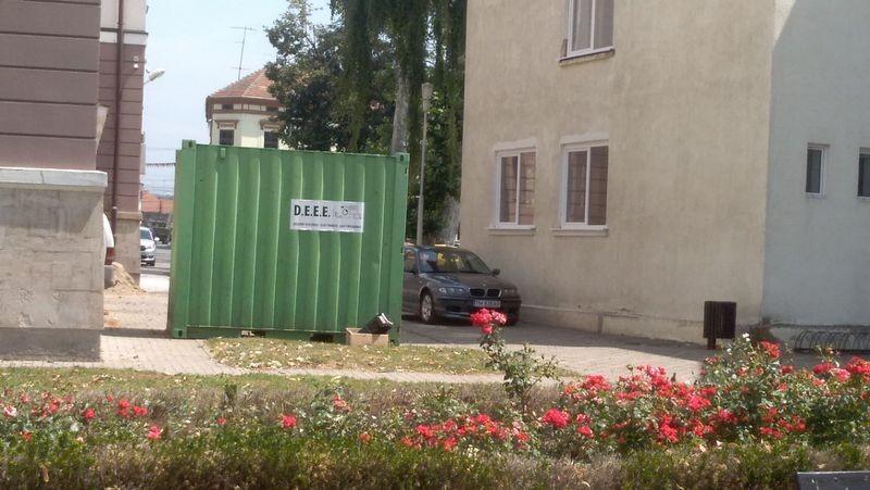 Lugoj Expres Campanie de colectare a deșeurilor de echipamente electrice, electronice și electrocasnice primăria lugoj Lugoj electronice electrocasnice echipamente electrice deșeuri DEEE-uri colectare DEEE colectare campanie