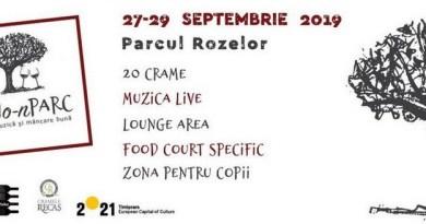 Lugoj Expres VINO-n PARC! Vin, muzică și mâncare delicioasă, la 60 km de Lugoj VINo-n PARC vin Timișoara muzica Lugoj festival bănățeni