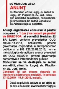 Lugoj Expres anunt meridian public 2 2
