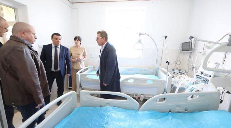 Lugoj Expres Aparatură medicală pentru spitalele din Lugoj și Făget cu bani de la Consiliul Județean spitalul Lugoj spitalul Făget spital schemă de minimis Lugoj fonduri Făget consiliul județean CJT aparatură medicală achiziție
