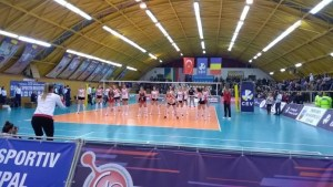 Lugoj Expres CSM Lugoj THY Istanbul Cupa Challenge 4