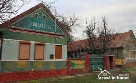Lugoj Expres Color the Village, ediția a II-a: Asociația Acasă în Banat zugrăvește 30 de case, la Racovița satul bănățean renovare Racovița proiect donații Colorează Satul. Color the Village case asociație arhitectura tradițională Acasă în Banat 30 de case