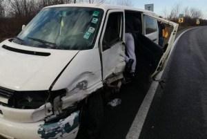 Lugoj Expres accident DN6 3