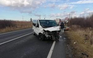 Lugoj Expres accident DN6 4
