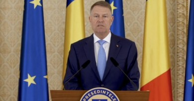 Lugoj Expres România, 30 de zile în stare de urgență! Textul integral al decretului urgență stare de urgență România prevederi președintele măsuri Klaus Iohanis decret coronavirus